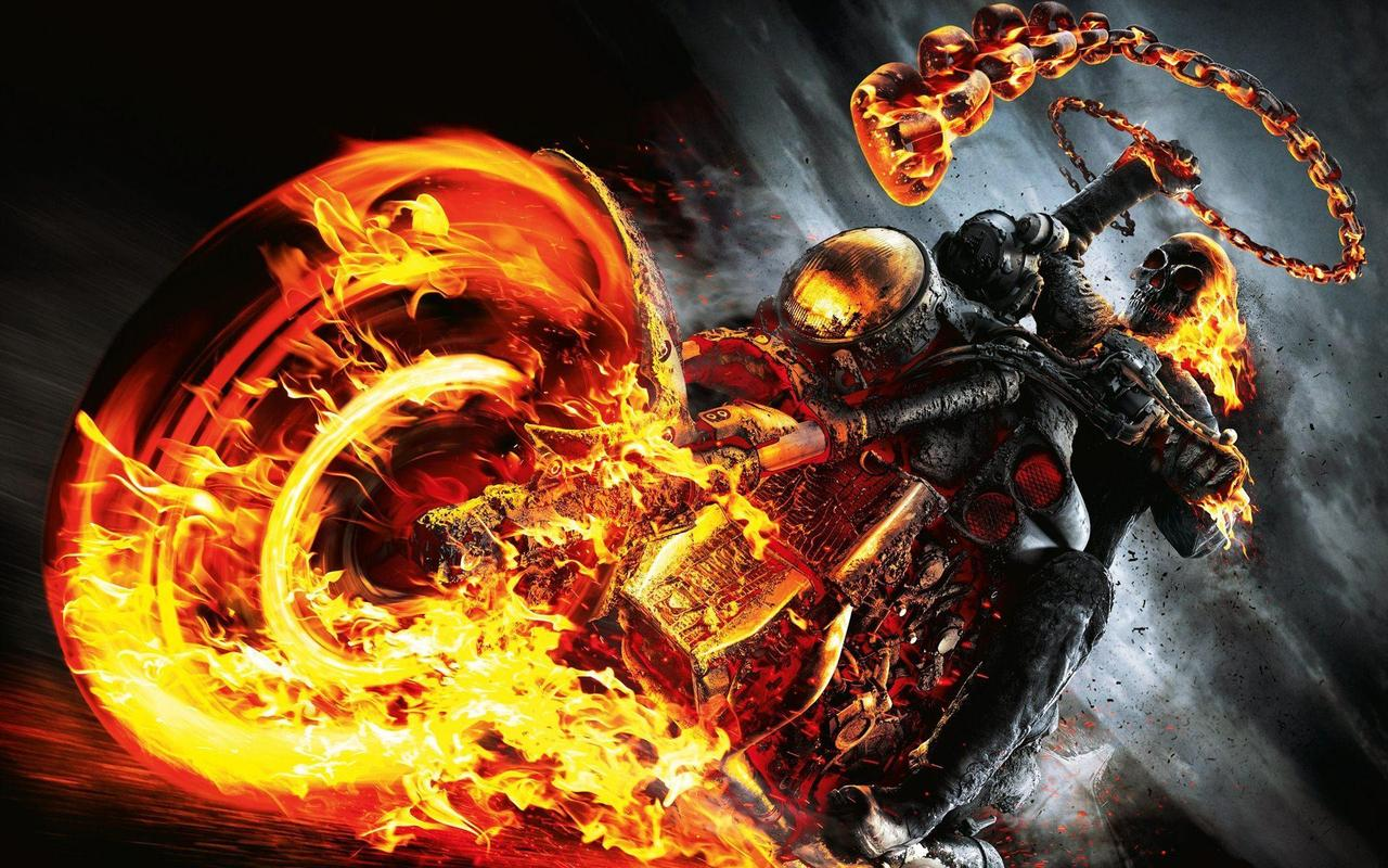 Ghost Rider Wallpaper Pack Wallpapers