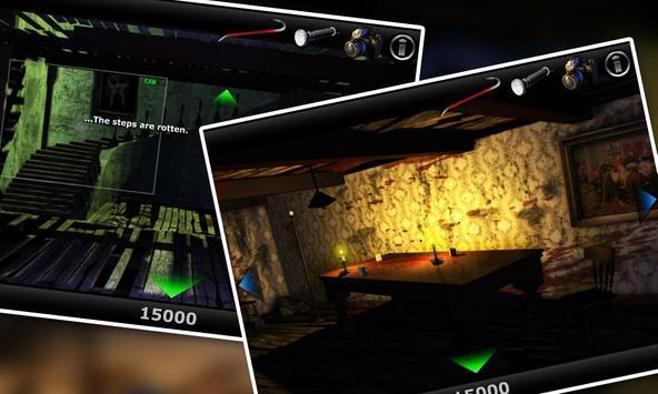 Ghost House Escape apk screenshot