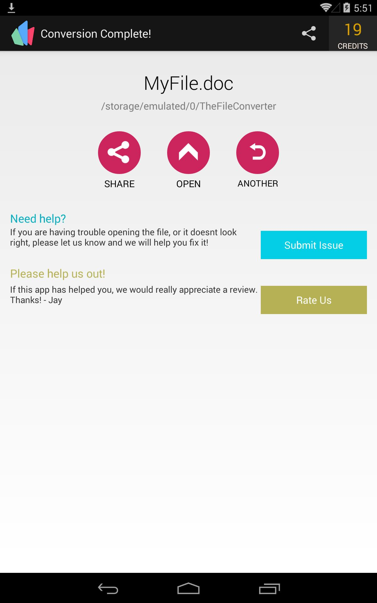 The File Converter for Android - APK Download
