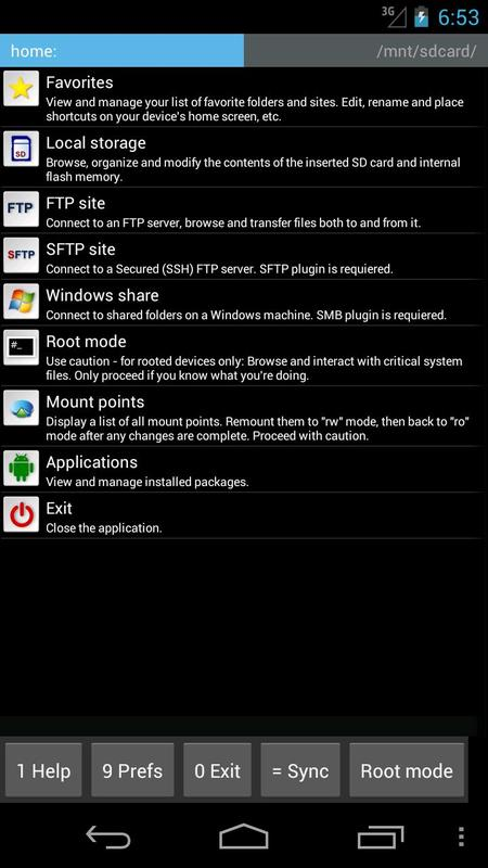 Ghost Commander File Manager Apk Download Free Tools App