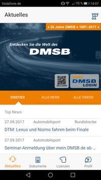 DMSB poster
