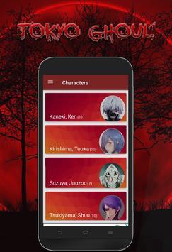 Ghoul wallpapers 3D apk screenshot