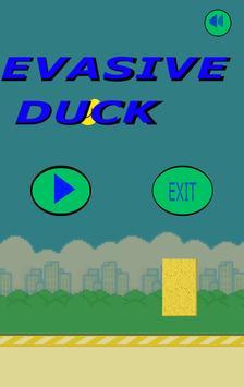 Evasive Duck poster