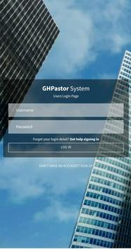 GHP Management System poster