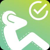 Correxercise: Core Workout App icon