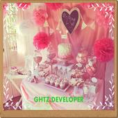 DIY Baby Shower Party Idea icon