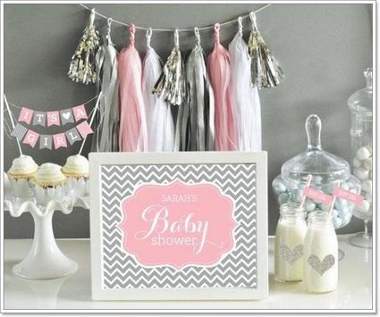 DIY Baby Shower Party Idea apk screenshot