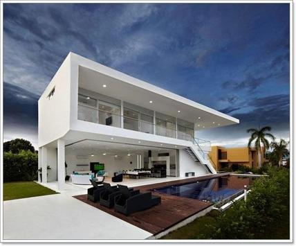 Home Minimalist Exterior Idea screenshot 21