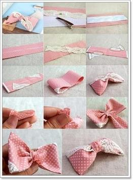 DIY Hair Bow Guide for Newbie poster