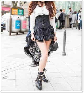 Cute Japanese Girl Fashion screenshot 14