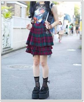 Cute Japanese Girl Fashion screenshot 2
