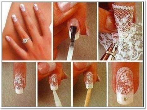 Nail Arts Tutorial for Girl screenshot 16