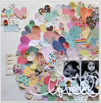 Fresh Design of Scrapbook Idea apk screenshot