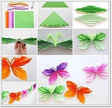 New Paper Craft Decoration apk screenshot