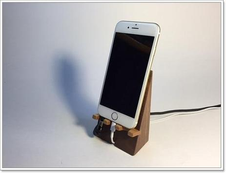 DIY Creative Phone Dock Design apk screenshot