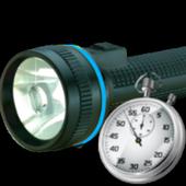 Timer Torch Flash light / Screen Light - techsial icon