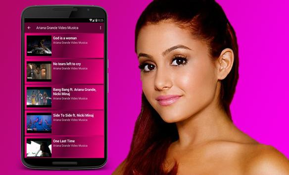 Download Ariana Grande No Tears Left To Cry Music Videos Apk For