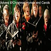 Advent & Christmas Hymns and Carols icon