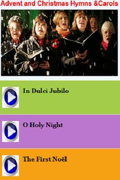 Advent & Christmas Hymns and Carols screenshot 2