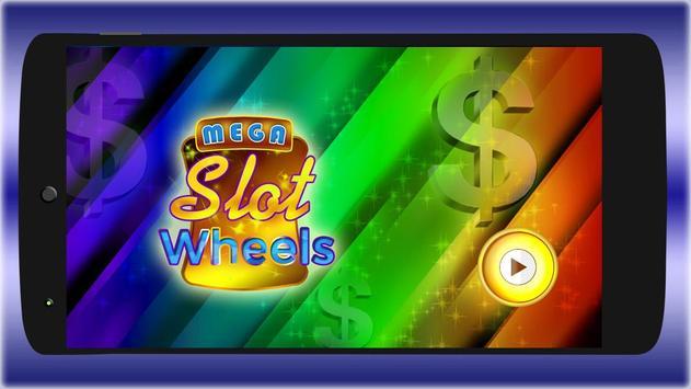 Mega Slot Wheels poster