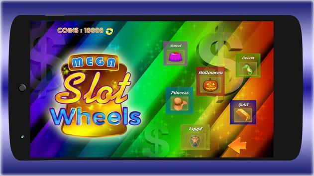 Mega Slot Wheels screenshot 1