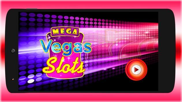 Mega Vegas Slots poster
