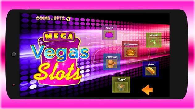 Mega Vegas Slots screenshot 1