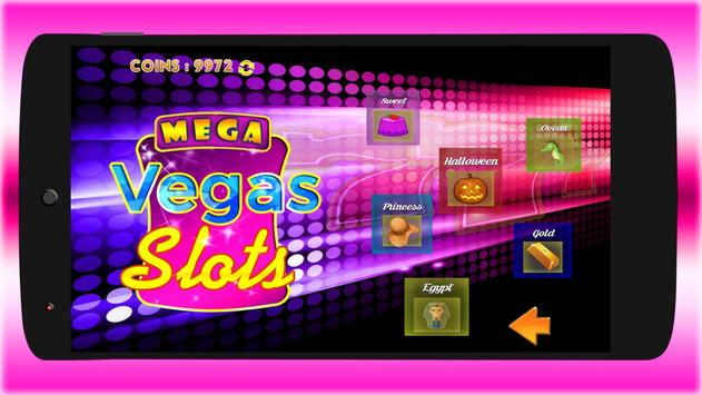 Mega Vegas Slots screenshot 25