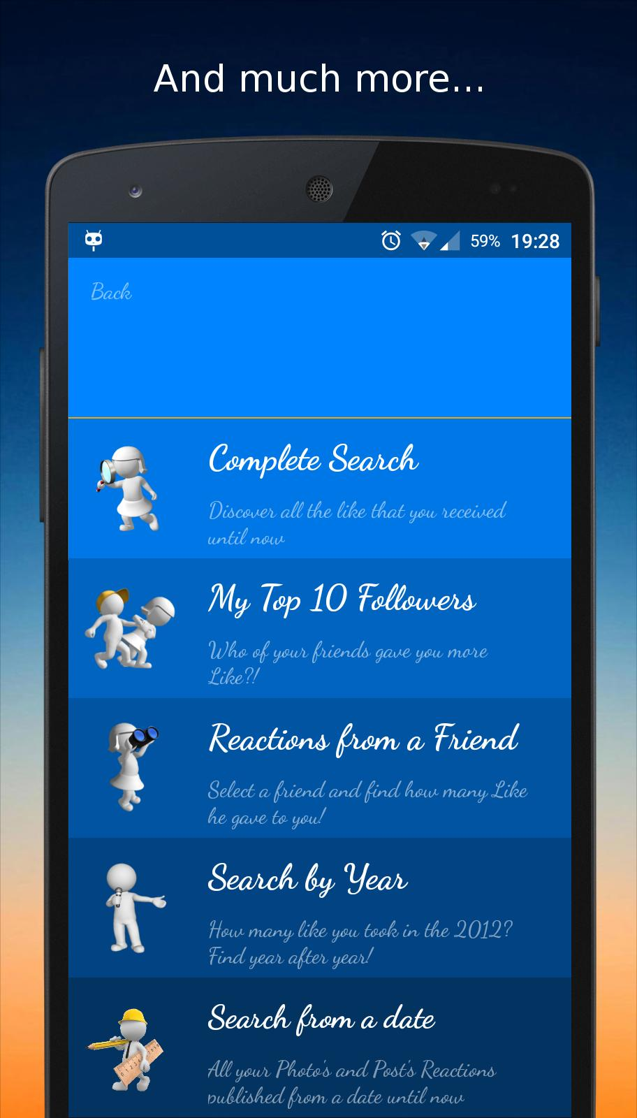 Likes/Followers/Liker Friends Profile for Facebook for Android - APK