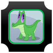 gus the gummy gator icon