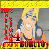 Tips Ninja Strom 4 Road To Baruto 2017 icon