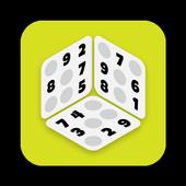 SudoCube - 3D Sudoku icon