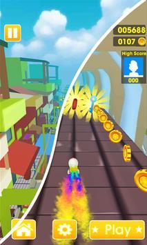 Super Subway Surf: Rush Hours 3D Runner 2018 screenshot 1