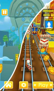 Super Subway Surf: Rush Hours 3D Runner 2018 screenshot 2
