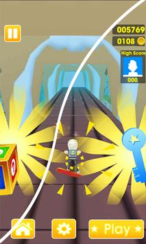 Super Subway Surf: Rush Hours 3D Runner 2018 screenshot 3