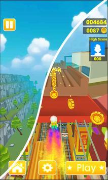 Super Subway Surf: Rush Hours 3D Runner 2018 screenshot 4