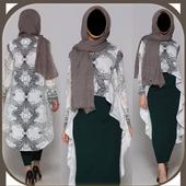 modern hijab fashion style icon