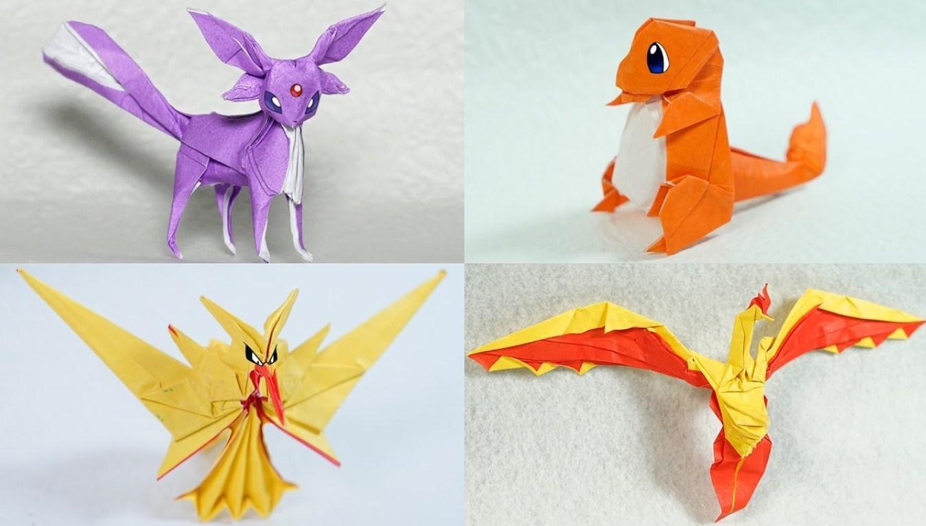 Origami Squirrel | Origami easy, Diy origami, Origami instructions | 767x1349