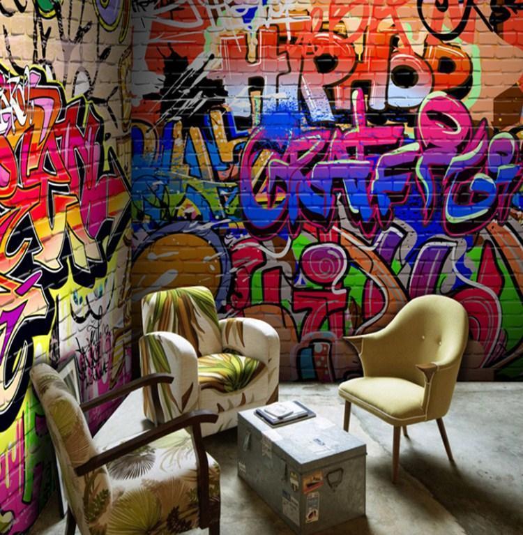 картинки комнаты с граффити крыму великолепный способ