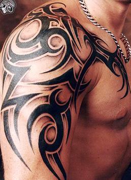 Tribal Tattoo Ideas poster