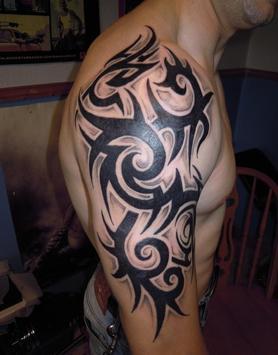 Tribal Tattoo Ideas screenshot 1