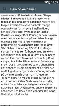 Tiencookie nauy3 screenshot 1