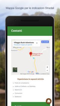 Villaggio Bushi Adventures poster