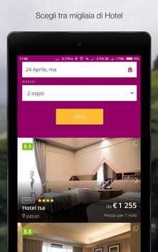 Hotel Facile - Trova le migliori Offerte online apk screenshot