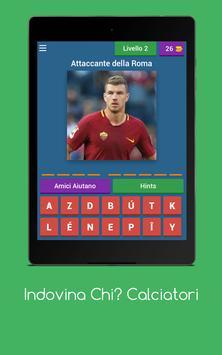 Indovina chi❓ Speciale Calcio ⚽ screenshot 17