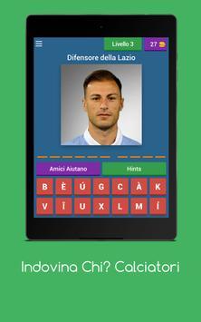 Indovina chi❓ Speciale Calcio ⚽ screenshot 11