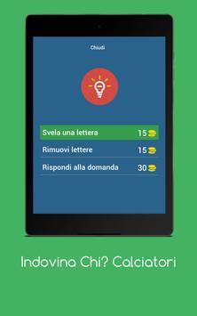 Indovina chi❓ Speciale Calcio ⚽ screenshot 13