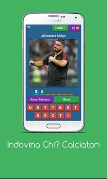 Indovina chi❓ Speciale Calcio ⚽ screenshot 1