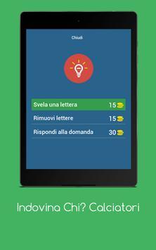 Indovina chi❓ Speciale Calcio ⚽ screenshot 20