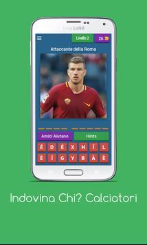 Indovina chi❓ Speciale Calcio ⚽ screenshot 3